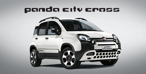 NUOVA PANDA CITY CROSS