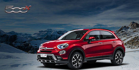 FIAT 500X WINTER EDITION