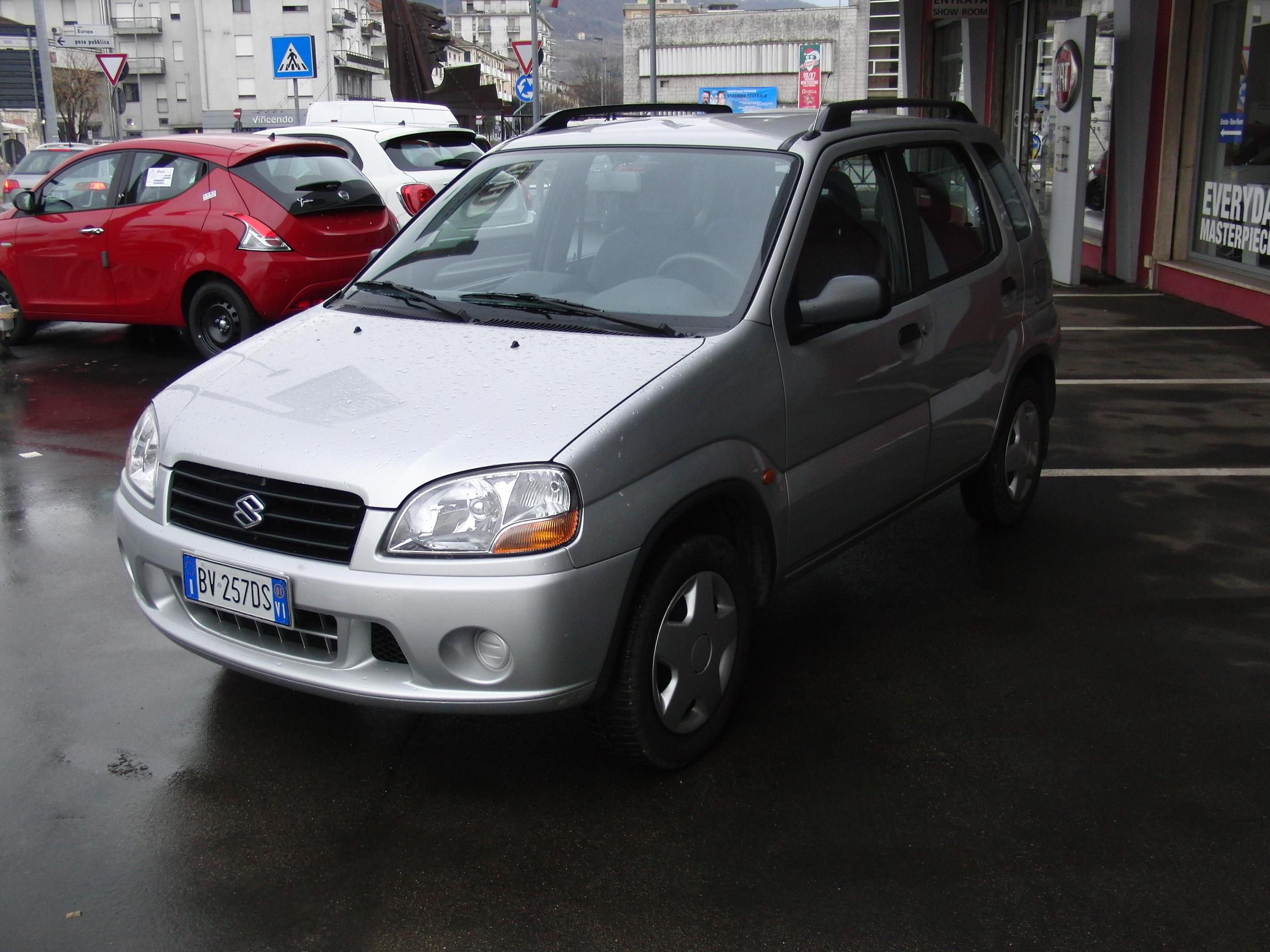 SUZUKI IGNIS 4WD