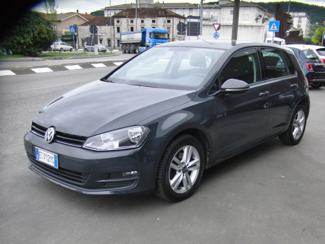 VOLKSWAGEN GOLF 7° 1.6 Diesel Blue Motion