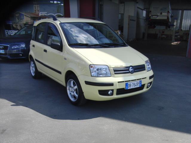FIAT PANDA 2° serie 1.2 DYNAMIC