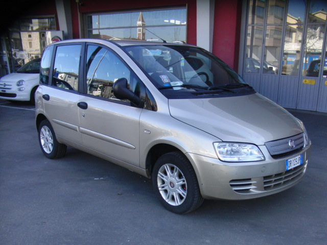 FIAT MULTIPLA Natural Power Dynamic