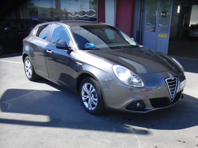 ALFA ROMEO GIULIETTA 1.4 Turbo B  170cv Distinctive