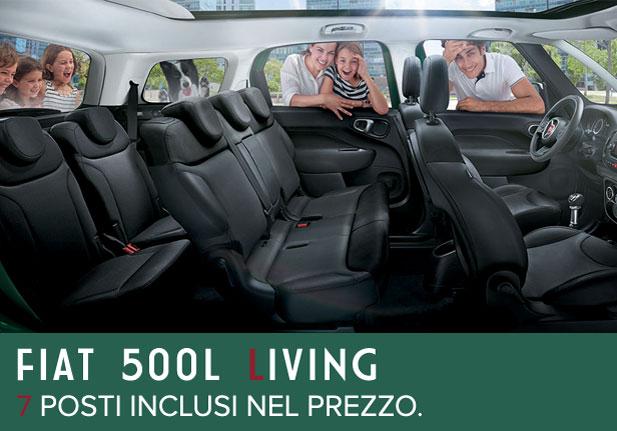 Fiat 500L Living - Auto Cozza