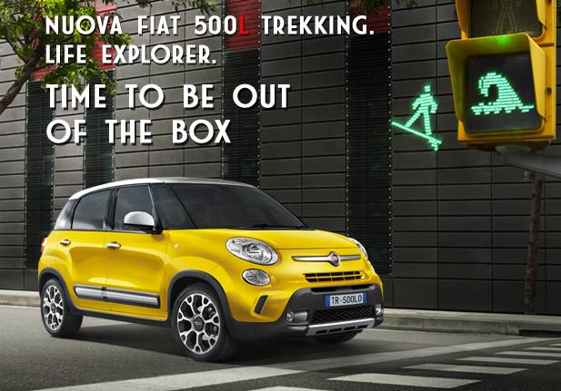 Fiat 500L Trekking - Auto Cozza