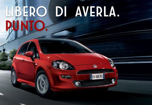 Offerta nuova Fiat Punto Street - Auto Cozza