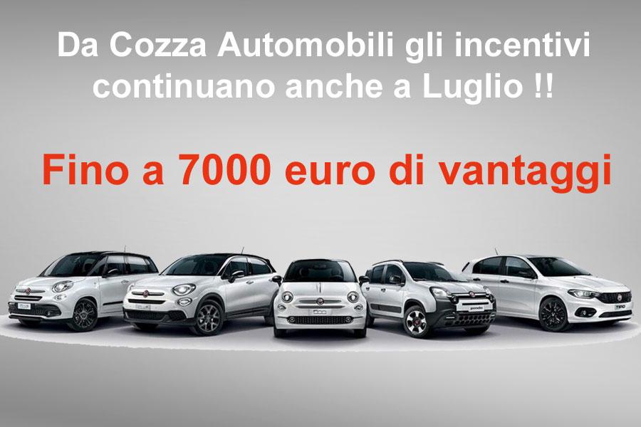 Incentivi automobili Vicenza