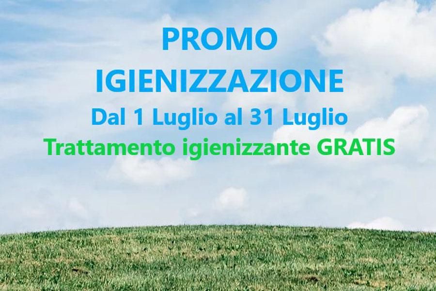 Igienizzazione automobile Vicenza